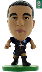 Lucas Moura Paris St Germain Home (2017/18) Soccerstarz