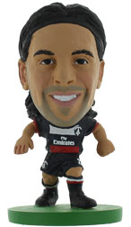 Javier Pastore Paris St Germain Home (2013/14) Soccerstarz