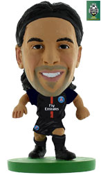 Javier Pastore Paris St Germain Home (2017/18) Soccerstarz