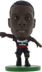 Blaise Matuidi Paris St Germain Home (2013/14) Soccerstarz