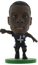 Blaise Matuidi Paris St Germain Home (2014/15) Soccerstarz