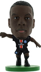 Blaise Matuidi Paris St Germain Home (2015/16) Soccerstarz
