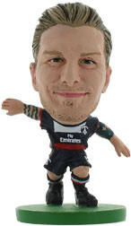 David Beckham Paris St Germain Home (2013/14) Soccerstarz