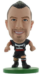 Jeremy Menez Paris St Germain Home (2013/14) Soccerstarz