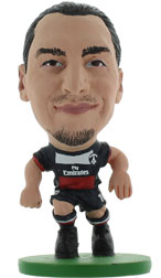 Zlatan Ibrahimovic Paris St Germain Home (2013/14) Soccerstarz