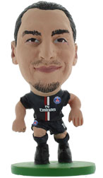 Zlatan Ibrahimovic Paris St Germain Home (2014/15) Soccerstarz