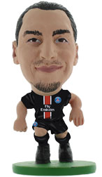 Zlatan Ibrahimovic Paris St Germain Home (2015/16) Soccerstarz