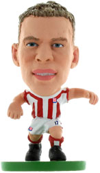Ryan Shawcross Stoke City Home (2014/15) Soccerstarz