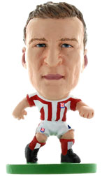 Robert Huth Stoke City Home (2014/15) Soccerstarz