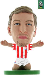 Peter Crouch Stoke City Home (2017/18) Soccerstarz