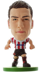 Adam Johnson Sunderland Home (2013/14) Soccerstarz