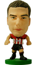 Adam Johnson Sunderland Home (2014/15) Soccerstarz