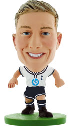 Lewis Holtby Tottenham Hotspur Home (2013/14) Soccerstarz