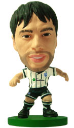 Claudio Yacob West Bromwich Albion Home (2014/15) Soccerstarz