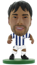 Claudio Yacob West Bromwich Albion Home (Classic) Soccerstarz