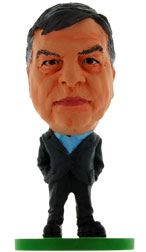 Sam Allardyce West Ham United Home (2013/14) Soccerstarz