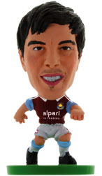 James Tomkins West Ham United Home (2013/14) Soccerstarz