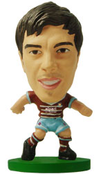 James Tomkins West Ham United Home (2014/15) Soccerstarz