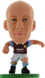 James Collins West Ham United Home (2013/14) Soccerstarz