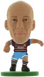 James Collins West Ham United Home (2014/15) Soccerstarz