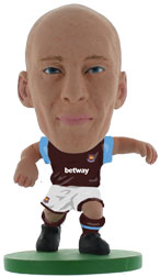 James Collins West Ham United Home (2015/16) Soccerstarz