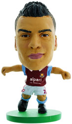 Winston Reid West Ham United Home (2013/14) Soccerstarz