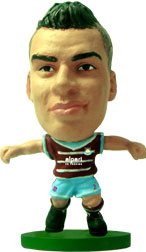 Winston Reid West Ham United Home (2014/15) Soccerstarz