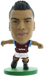 Winston Reid West Ham United Home (2015/16) Soccerstarz