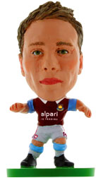Matt Taylor West Ham United Home (2013/14) Soccerstarz