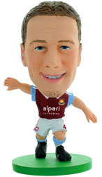 Kevin Nolan West Ham United Home (2013/14) Soccerstarz