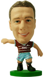Kevin Nolan West Ham United Home (2014/15) Soccerstarz