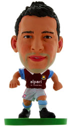 Matt Jarvis West Ham United Home (2013/14) Soccerstarz