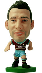 Matt Jarvis West Ham United Home (2014/15) Soccerstarz