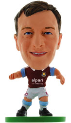 Mark Noble West Ham United Home (2013/14) Soccerstarz