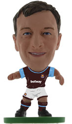 Mark Noble West Ham United Home (2015/16) Soccerstarz
