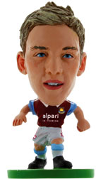 Jack Collison West Ham United Home (2013/14) Soccerstarz
