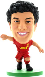 Philippe Coutinho Liverpool Home (2013/14) Soccerstarz