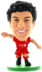 Philippe Coutinho Liverpool Home (2015/16) Soccerstarz