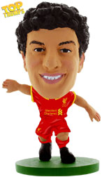 Philippe Coutinho Liverpool Home (2016/17) Soccerstarz