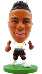Raheem Sterling Liverpool Away (2013/14) Soccerstarz