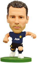 Ryan Giggs Manchester United Away (2013/14) Soccerstarz
