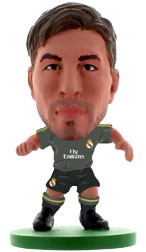 Sergio Ramos Real Madrid Away (2015/16) Soccerstarz