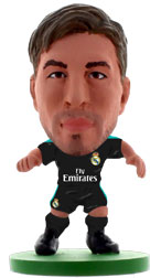 Sergio Ramos Real Madrid Away (2017/18) Soccerstarz