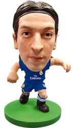 Mesut Ozil Real Madrid Away (2013/14) Soccerstarz