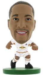 Ashley Williams Swansea City Home (2015/16) Soccerstarz