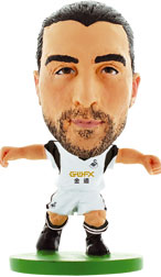 Chico Flores Swansea City Home (2013/14) Soccerstarz