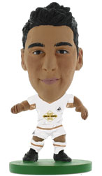 Neil Taylor Swansea City Home (2015/16) Soccerstarz