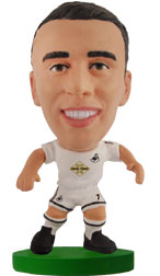 Leon Britton Swansea City Home (2014/15) Soccerstarz