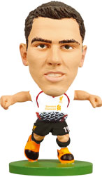 Stewart Downing Liverpool Away (2013/14) Soccerstarz
