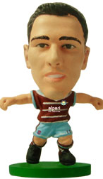 Stewart Downing West Ham United Home (2014/15) Soccerstarz